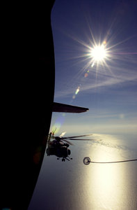 Ch-53 Air-to-air Refueling. Image