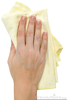 Clipart Of Wiping Feet Image