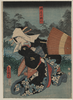 Japanese Woman With Umbrella Image