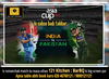 India Vs Pakistan T Watch On Kitchen Barbq Wakad Image