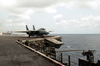 F-14  Tomcat  Aboard Uss George Washington Image