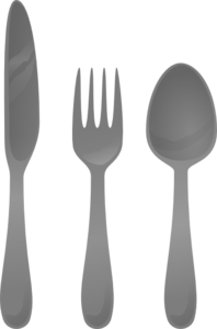 Moself Cutlery Clip Art Hight Image