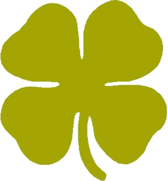 How To Draw A Four Leaf Clover | Apps Directories