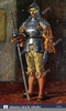 Medieval Man Painting Image