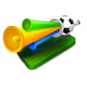 Fans Horn Icon Image
