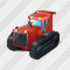 Icon Catterpillar Tractor Image