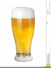 Free Draft Beer Clipart Image