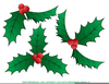 Christmas Decoration Clipart Image Image