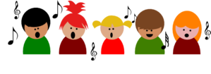Childrens Choir Clip Art