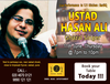 Ghazal Singer Ustad Hasan Ali Livperforming At Kitchen Barbq Image