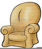 Comfy Couch Clipart Image
