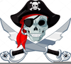 Pirate Clipart Skull Image