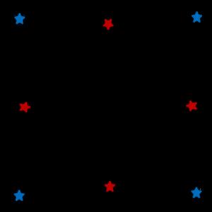 frame stars image