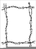 Barb Wire Clipart Image