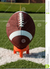 Clipart Kicking Tee Image