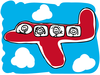 Kid Airplane Pictures Image