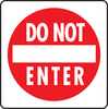 Do Not Enter Clipart Sign Image
