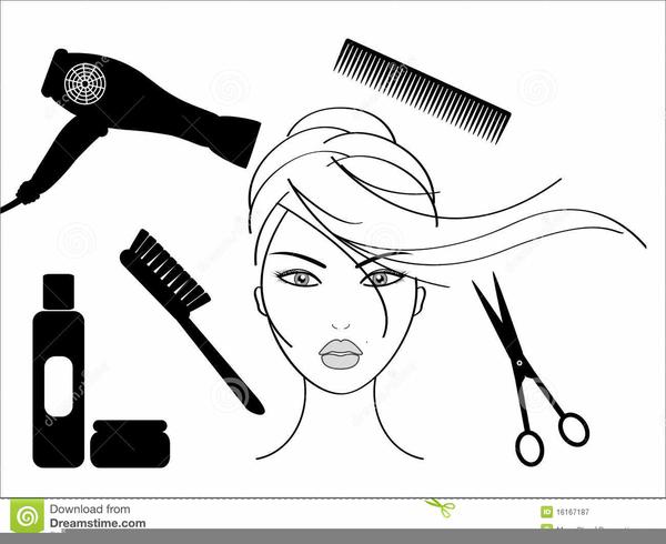 Beauty Salon Cartoon Clipart Free Images At Clker Com Vector Clip Art Online Royalty Free Public Domain