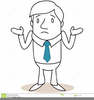 Shoulder Shrug Clipart Image