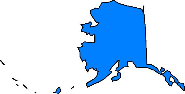 Alaska Clip Art at Clker.com - vector clip art online, royalty free ...