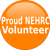 Nehrc Volunteer Button Clip Art