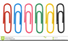 Free Clipart Of Paper Clips Image