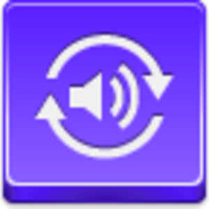 Free Violet Button Audio Converter Image