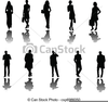 Group Business People Clipart Image
