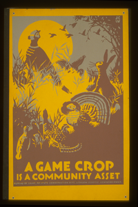 A Game Crop Is A Community Asset  / J.c.w. Image