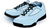 Tennis Shoes Clip Art
