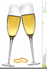 Clipart Champagne Glasses Image