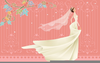 Animated Bridal Shower Clipart Image