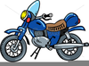 Motorcycle Drawing Clipart Image