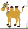 Camel Animated Clipart Image