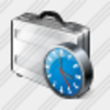 Icon Case Clock Image