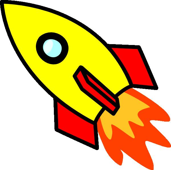 space rocket clip art - photo #1