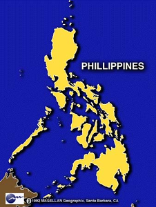 Philippines Map Image