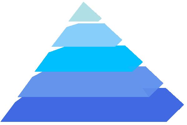 pyramid clip art at clker com vector clip art online royalty free rh clker com pyramid clipart for powerpoint pyramid clip art images