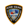 Bomb Squad Patch Image