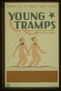 Presented By The Federal Dance Theatre  Young Tramps  Choreography By Don Oscar Becque, Music By Donald Pond : The American Dance Seeks New Technique To Express Today S Problems. Image