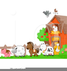 Farm Animal Clipart Free Image