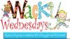 Dr Seuss Wacky Wednesday Clipart Image