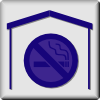 Hotel Icon Non Smoking Room Clip Art