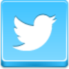 Free Blue Button Icons Twitter Bird Image