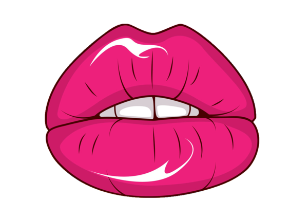 Freevector Sexy Lips Vector | Free Images at Clker.com ...