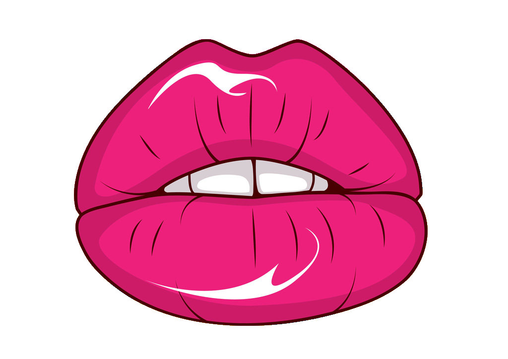 clipart of lips - photo #19