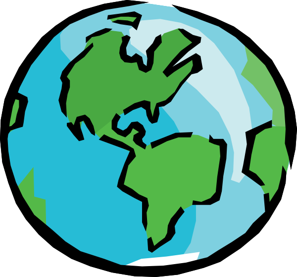 Earth clip art at clker vector clip art online royalty free download this image as publicscrutiny Images