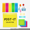Clipart Of Post It Notes Image