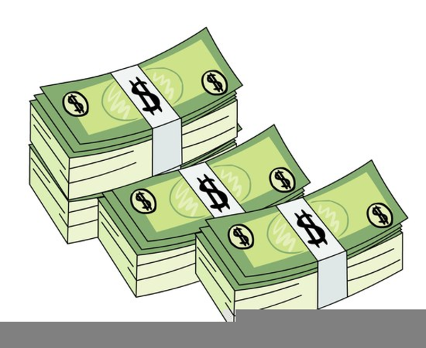 Clipart Money Stack   Free Images at Clker.com - vector ...