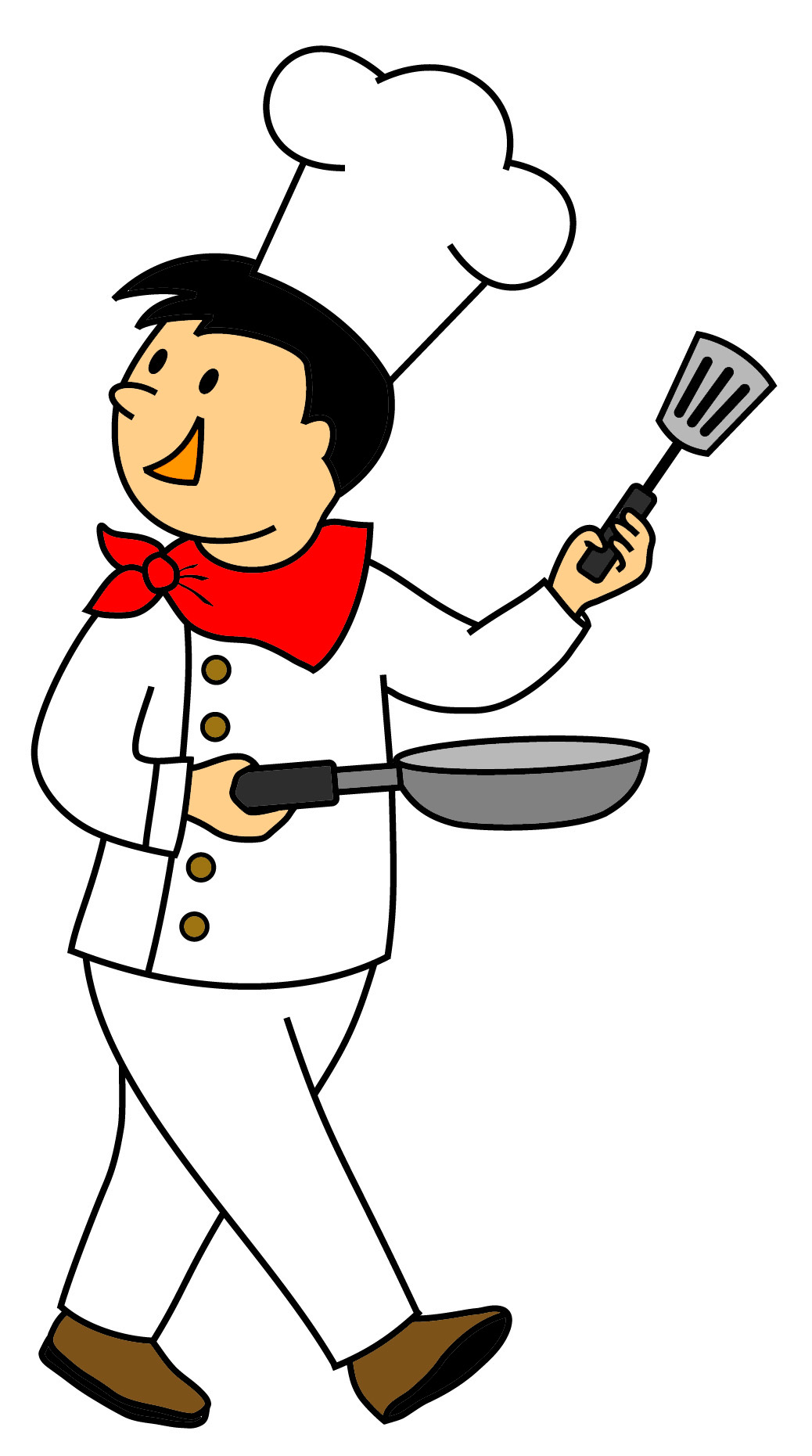 chef ok free images at clker com vector clip art online rh clker com chef clipart free cartoon chef clipart free